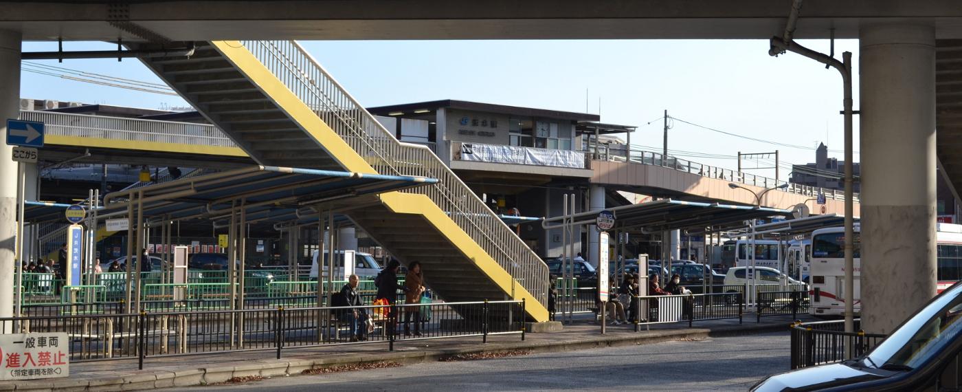 JR京都線茨木駅